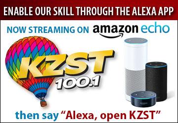 KZST Amazon Echo