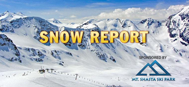KZST Snow Report